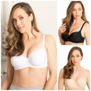 Charnos Everyday Comfort Full Cup Bra 182801 Underwired Non-Padded Bras