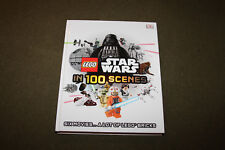 Lego Star Wars In 100 Scenes 2015 1st Edition Hardcover All Six Movies