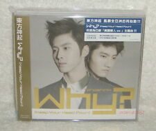 TOHOSHINKI TVXQ Why? Keep Your Head Down Taiwan Ltd CD+DVD