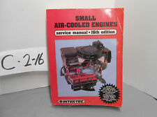 Intertec Small Air Cooled Engine Lawngarden Service Manual Ses 16