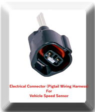 Electrical Connector of Vehicle Speed Sensor SC153 Fits:Toyota Lexus Scion