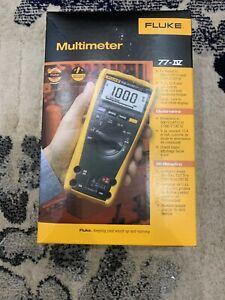Fluke 77IV Digital Multimeter - NEW!!!