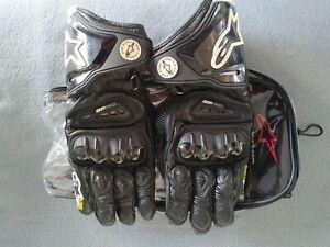 Alpinestars gloves gp pro