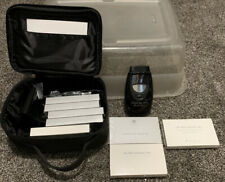 Nu Skin Galvanic Spa System II EX Carrying Case Accessories Gel Read Description