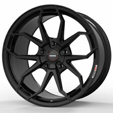 "20"" MOMO RF-5C Gloss Black 20x9 20x10.5 Wheels Rims Fits Infiniti Q50 Q50S"