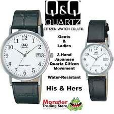 Q&Q Men's Quartz (Battery) Adult Wristwatches