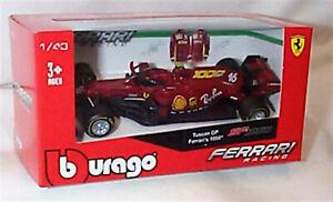Ferrari F1 Sf1000 Tuscan 1000Th Gp 2020 No 16 Leclerc BURAGO 1:43 BU36823