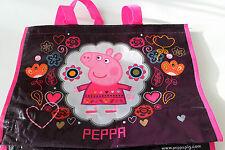PEPPA PIG Bolso de las señoras Niñas compra Niños Rosa Púrpura Comprador