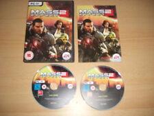 MASS EFFECT 2 Pc DVD Rom II  - FAST DISPATCH