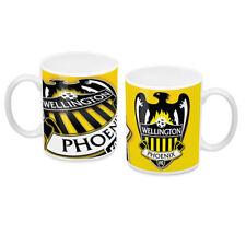 Wellington Phoenix A-league Team Logo Ceramic Coffee Cup