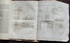 1827 Bulletin de la SOCIETE D'ENCOURAGEMENT Industrie Science Techniques Méca.