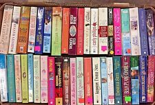 WHOLESALE mixed bulk lot 100 Romance paperback books -  Ships FREE!