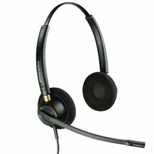Plantronics EncorePro HW520 Noise-Cancelling  Headset - Black P/N: 89434- 02