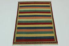 nomades Kelim très bien pièce unique PERSAN TAPIS tapis d'Orient 2,00 x 1,47