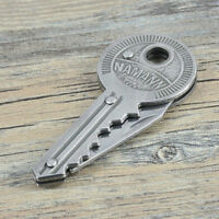 Outdoor Camping Hiking Mini Pocket Folding Key Knife Portable Survival Tool US