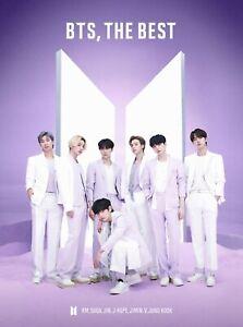 BTS Japan Best Album [BTS, THE BEST] Type C (2CD+Photo Booklet) Limited Edition