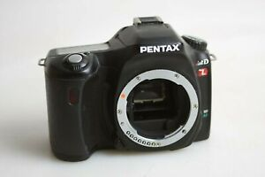 Pentax ist D L SLR Body For Parts