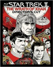 Star Trek II: The Wrath of Khan [New Blu-ray] Director's Cut/Ed, Dolby, Subtit