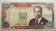 Très beau Billet - KENYA - 100 Shilingi Mia Moja - 1994 - Neuf