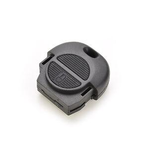 For Nissan Micra Almera Primera X-Trail 2-BTS Remote Key Fob Shell Cover WB