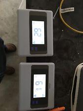 Vivint CT100 2 GIG Z-Wave Digital Programmable Backlit Thermostat - White