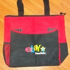 2004 eBay Live New Orleans - POWER SELLER ZIPPERED TOTE BAG - NEW & UNUSED