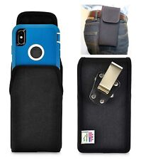 Nylon Rugged Holster Pouch Vertical Fits Otterbox Defender IPhone XR Case