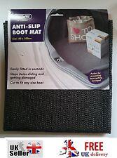 Anti-Slip Car Boot Liner Mat Non Slip Mats Van Truck Cut Carpet Dashboard Garage
