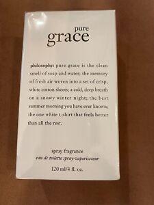 Philospohy Pure Grace Eau De Toilette Fragrance 120ml