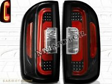 BRAND NEW 2015-2016 Chevrolet Colorado / GMC Canyon Black LED Tail Lights 4Door