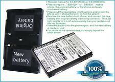 3.7V battery for Blackberry Pearl 3G 9100, Pearl 2, Stratus, Style 9670, Pearl 3