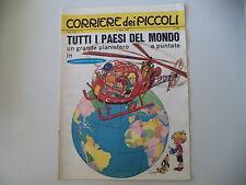 - CORRIERE DEI PICCOLI 11/1966