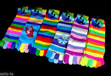 Unbranded Acrylic Striped Socks for Women