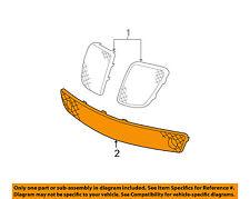 Pontiac GM OEM 05-08 Grand Prix-Grille-Lower 10342984