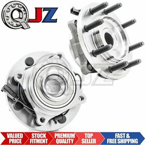 For 2012-2013 RAM 2500 4WD 5.7L [FRONT(Qty.2)] Wheel Bearing Assembly
