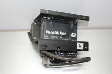 Hella RTK 4 RTK4 Ersatzteil: 12V Verstärker mit Trafo 9MS 855 921-00 Steuergerät
