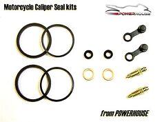Yamaha FZR250 FZR 250 rear brake caliper seal repair kit