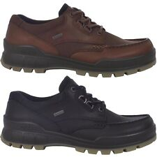 Ecco Mens Track 25 Low GTX GORE-TEX Leather Waterproof Outdoors Walking Shoes