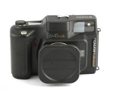 Fujifilm GA645W Medium Format Film Camera with 45 mm lens Kit Exc+