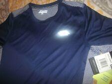 Lotto Boys Football Soccer Shirt Blue Italian Sports Design Top Sz XL/XXL (B77)