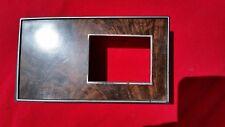 1982-1988 Olds Cutlass 442 Dash A/C Heater Vent Delete Light Switch Bezel Trim