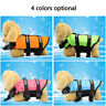 JAP Pet Dog Life Jacket Summer Swimming Reflective Stripes  Swimsuit Vest New