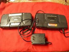 2-Sega Game Gear Launch Edition Black Handheld System