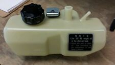 New listing Kawasaki Z1 900 Chain oil tank, cap, bracket, grommet and strap set w/ sticker