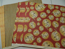 """Graphic 45 Scrapbook Paper 12x12 Fashionista """"Debutante"""" Lot of 50 Double Sided!"""