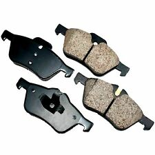 FRONT BRAKE PADS for MINI COOPER SEMI METALLIC COOPER 02-06 & 08 Premium Brakes