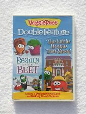 Veggie Tales Beauty And The Beet & The Little House That Stood (DVD, 2015) NEW