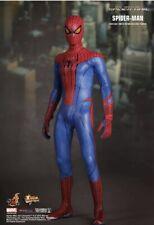 Hot Toys Amazing Spider-Man 1/6 Figure MIB MMS 179 Andrew Garfield