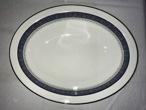 Royal Doulton Sherbrooke Oval Vegetable Serving Dish Bowl H5009