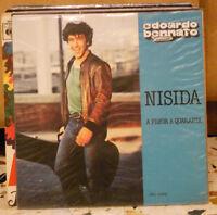 EDOARDO BENNATO - NISIDA - A FREVA A QUARANTA - 45 giri nuovo R.CASALE - 1982